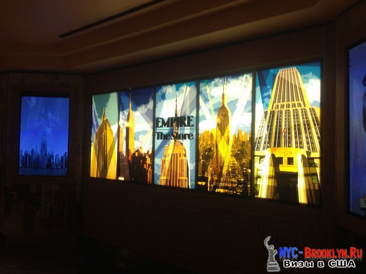 3. Фотоотчет Эмпайр Стейт Билдинг, Нью-Йорк, Empire State Building, New York - NYC-Brooklyn
