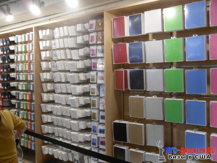 30. Магазин Apple Store в Нью-Йорке, в SoHo - NYC-Brooklyn