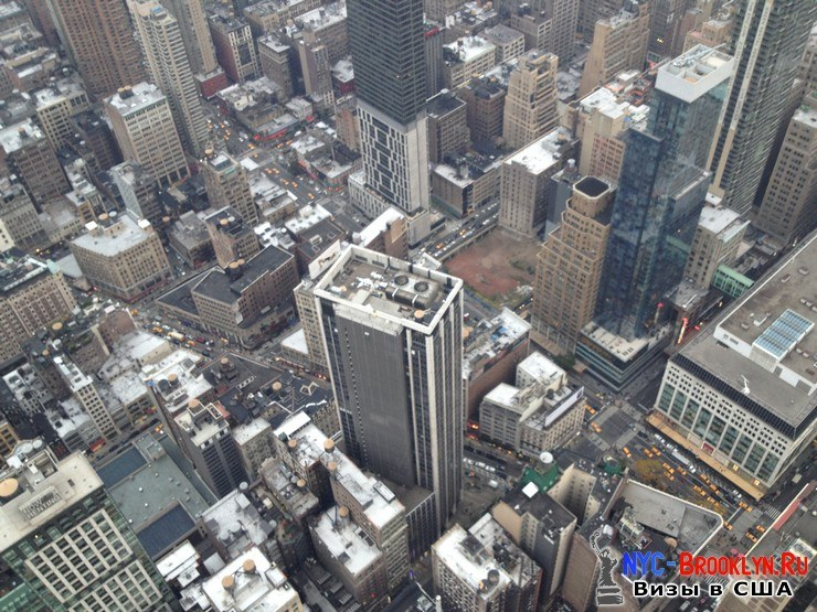 31. Фотоотчет Эмпайр Стейт Билдинг, Нью-Йорк, Empire State Building, New York - NYC-Brooklyn