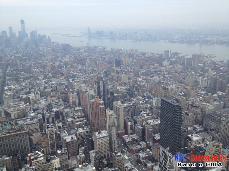 32. Фотоотчет Эмпайр Стейт Билдинг, Нью-Йорк, Empire State Building, New York - NYC-Brooklyn