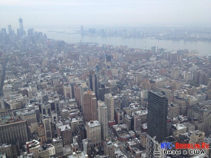 32. Фотоотчет Эмпайр Стейт Билдинг, Нью-Йорк, Empire State Building, New York - NYC-Brooklyn