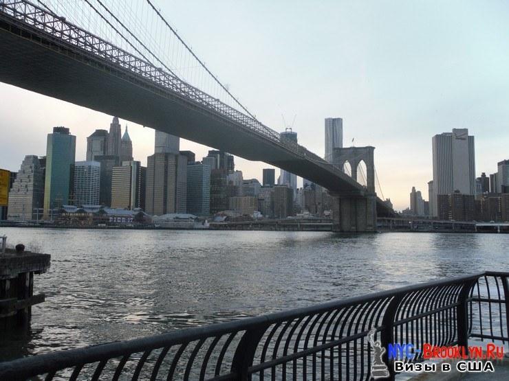 33. Фотоотчет Бруклинский Мост в Нью-Йорке. Brooklyn Bridge New York - NYC-Brooklyn
