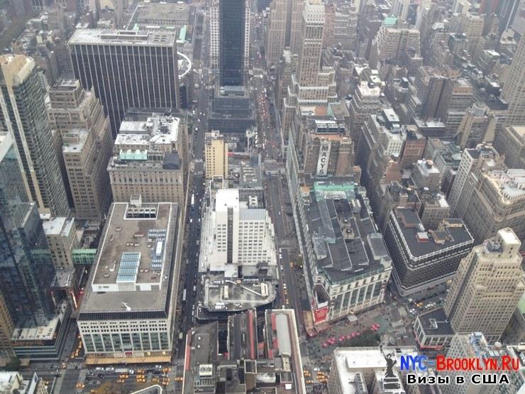 33. Фотоотчет Эмпайр Стейт Билдинг, Нью-Йорк, Empire State Building, New York - NYC-Brooklyn