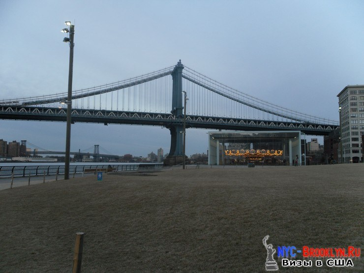 34. Фотоотчет Бруклинский Мост в Нью-Йорке. Brooklyn Bridge New York - NYC-Brooklyn