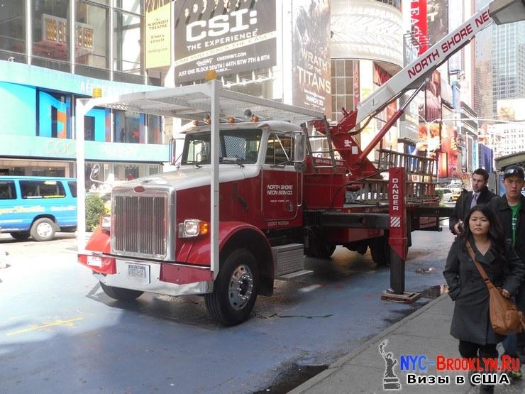34. Фотоотчет Площадь Таймс Сквер в Нью-Йорке. Times Square New York - NYC-Brooklyn