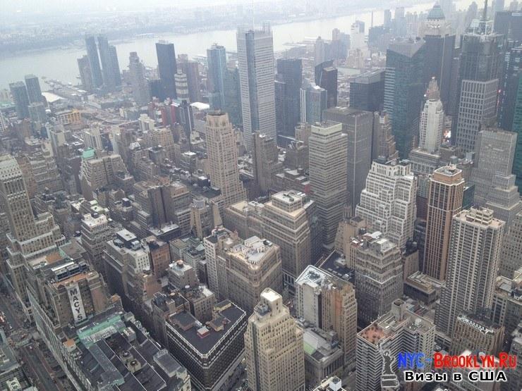 35. Фотоотчет Эмпайр Стейт Билдинг, Нью-Йорк, Empire State Building, New York - NYC-Brooklyn
