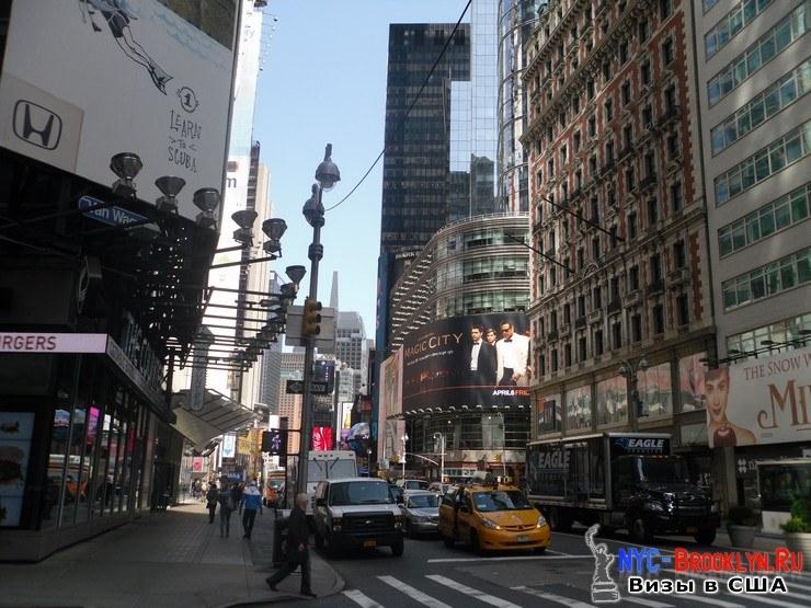 4. Фотоотчет Площадь Таймс Сквер в Нью-Йорке. Times Square New York - NYC-Brooklyn