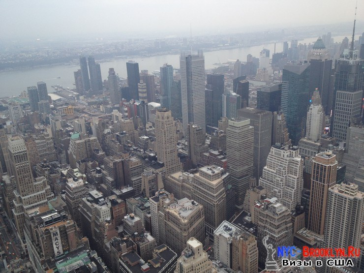 40. Фотоотчет Эмпайр Стейт Билдинг, Нью-Йорк, Empire State Building, New York - NYC-Brooklyn