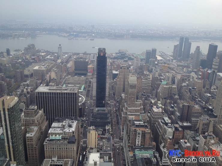 41. Фотоотчет Эмпайр Стейт Билдинг, Нью-Йорк, Empire State Building, New York - NYC-Brooklyn