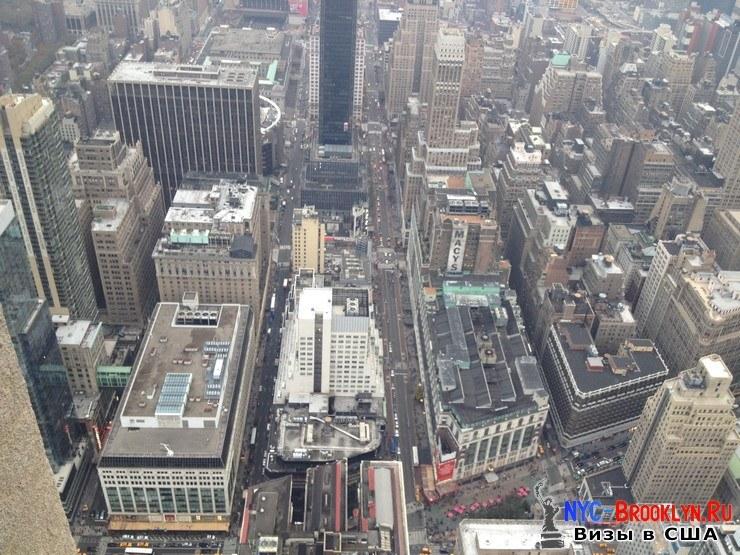 42. Фотоотчет Эмпайр Стейт Билдинг, Нью-Йорк, Empire State Building, New York - NYC-Brooklyn