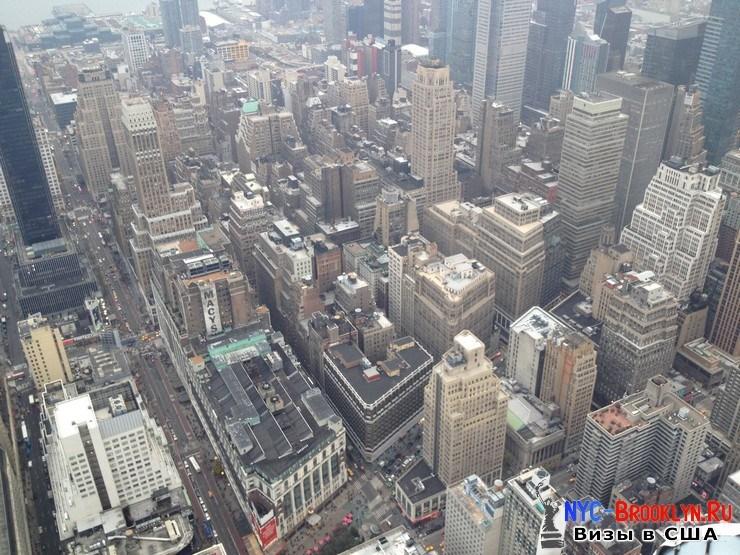 44. Фотоотчет Эмпайр Стейт Билдинг, Нью-Йорк, Empire State Building, New York - NYC-Brooklyn