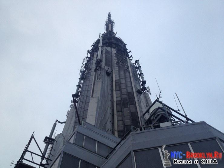 45. Фотоотчет Эмпайр Стейт Билдинг, Нью-Йорк, Empire State Building, New York - NYC-Brooklyn