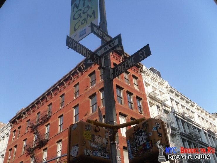 46. Магазин Apple Store в Нью-Йорке, в SoHo - NYC-Brooklyn