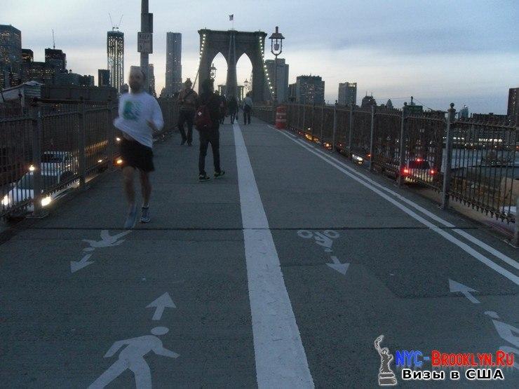 46. Фотоотчет Бруклинский Мост в Нью-Йорке. Brooklyn Bridge New York - NYC-Brooklyn
