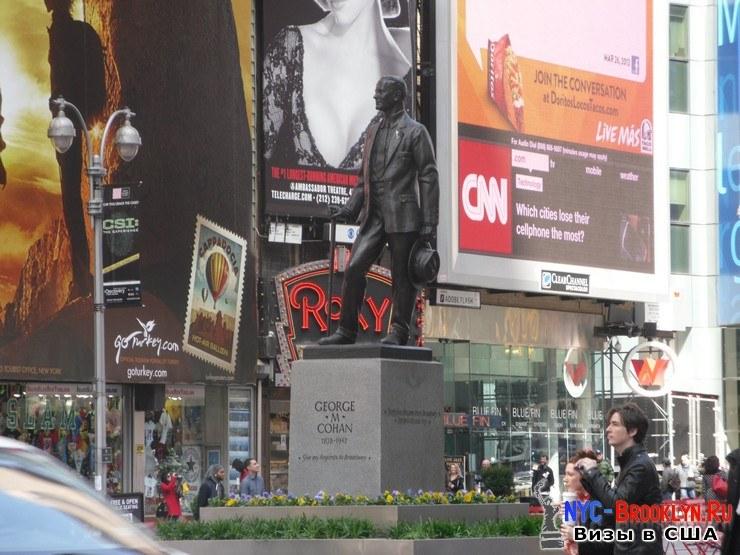 46. Фотоотчет Площадь Таймс Сквер в Нью-Йорке. Times Square New York - NYC-Brooklyn