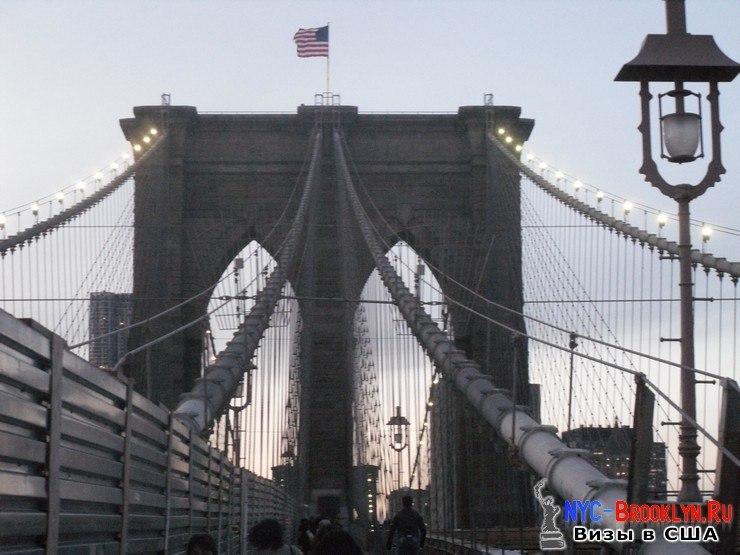 47. Фотоотчет Бруклинский Мост в Нью-Йорке. Brooklyn Bridge New York - NYC-Brooklyn
