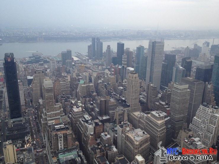 47. Фотоотчет Эмпайр Стейт Билдинг, Нью-Йорк, Empire State Building, New York - NYC-Brooklyn