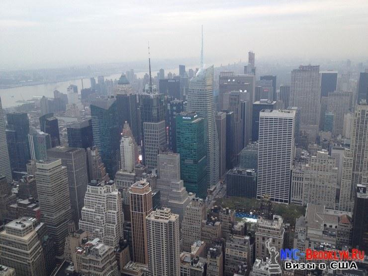 48. Фотоотчет Эмпайр Стейт Билдинг, Нью-Йорк, Empire State Building, New York - NYC-Brooklyn