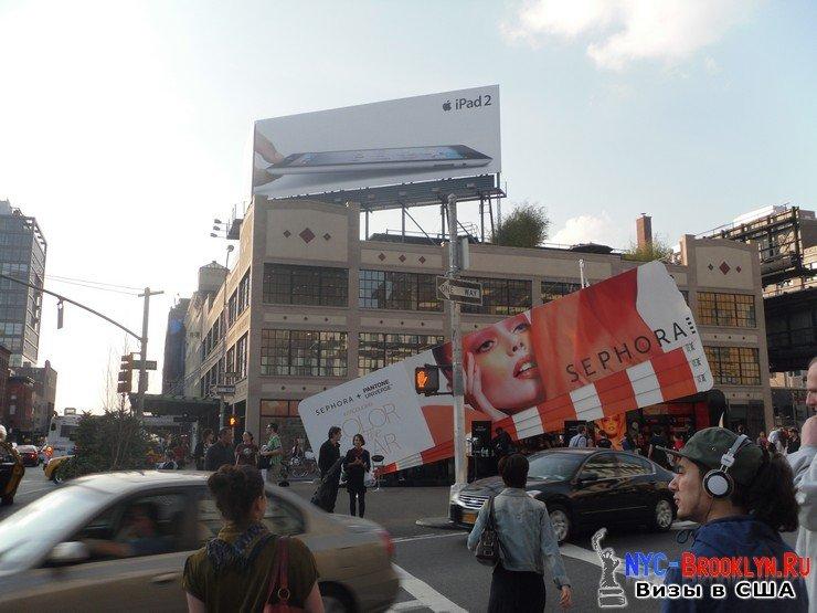 5. Магазин Apple Store в Нью-Йорке, на West 14th Street - NYC-Brooklyn