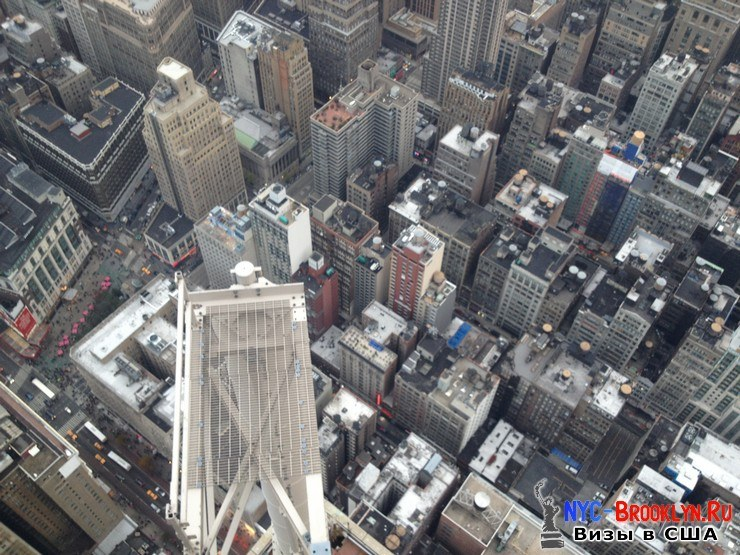 50. Фотоотчет Эмпайр Стейт Билдинг, Нью-Йорк, Empire State Building, New York - NYC-Brooklyn