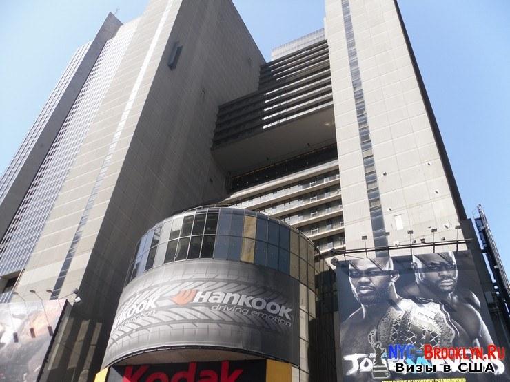 51. Фотоотчет Площадь Таймс Сквер в Нью-Йорке. Times Square New York - NYC-Brooklyn