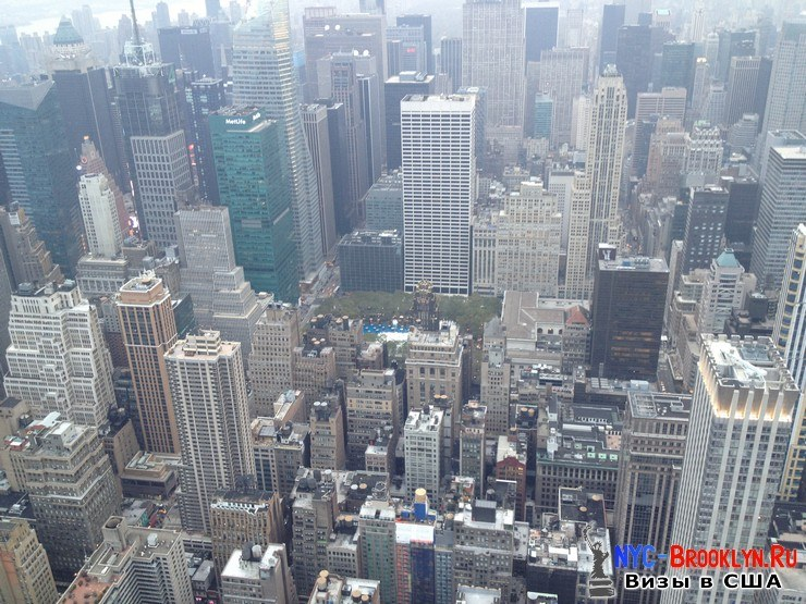 52. Фотоотчет Эмпайр Стейт Билдинг, Нью-Йорк, Empire State Building, New York - NYC-Brooklyn