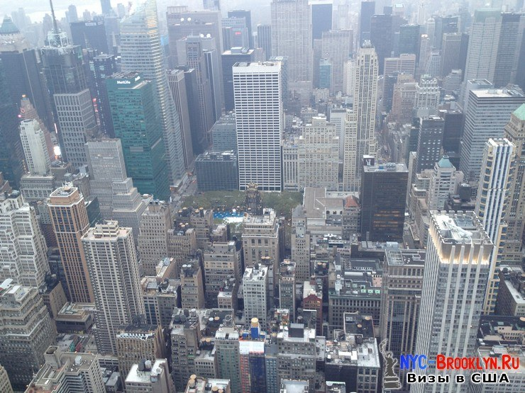 54. Фотоотчет Эмпайр Стейт Билдинг, Нью-Йорк, Empire State Building, New York - NYC-Brooklyn