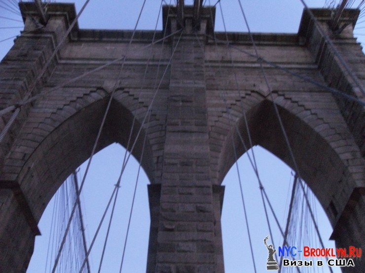 55. Фотоотчет Бруклинский Мост в Нью-Йорке. Brooklyn Bridge New York - NYC-Brooklyn