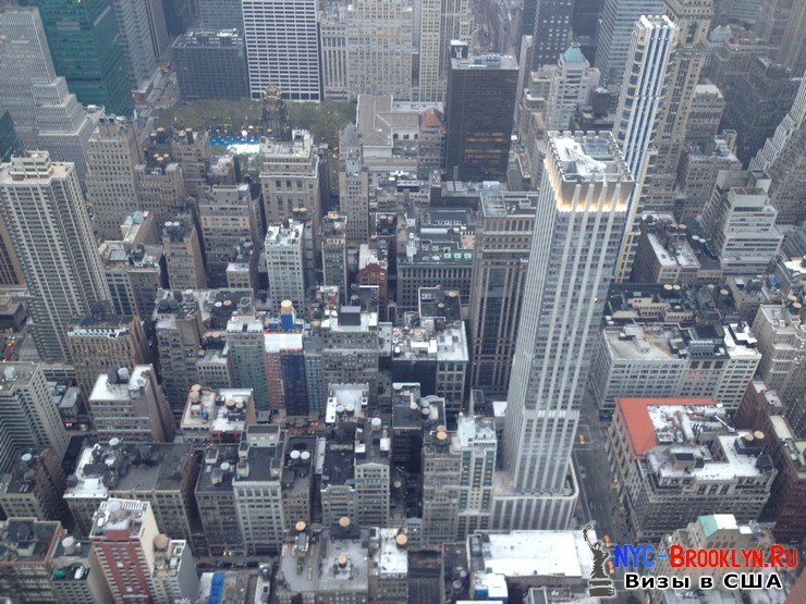 56. Фотоотчет Эмпайр Стейт Билдинг, Нью-Йорк, Empire State Building, New York - NYC-Brooklyn