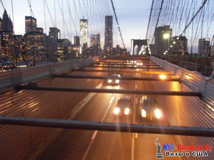57. Фотоотчет Бруклинский Мост в Нью-Йорке. Brooklyn Bridge New York - NYC-Brooklyn