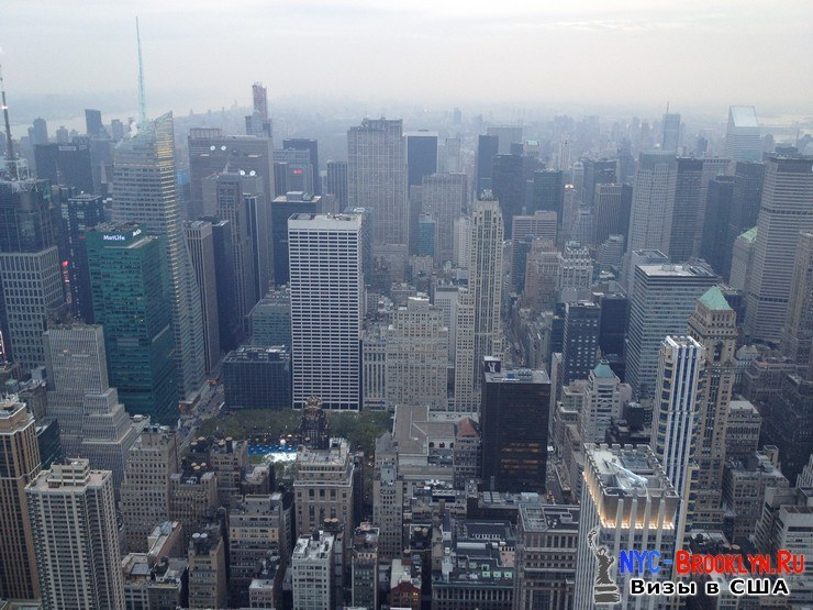 57. Фотоотчет Эмпайр Стейт Билдинг, Нью-Йорк, Empire State Building, New York - NYC-Brooklyn