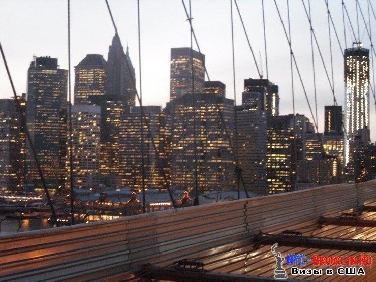 58. Фотоотчет Бруклинский Мост в Нью-Йорке. Brooklyn Bridge New York - NYC-Brooklyn
