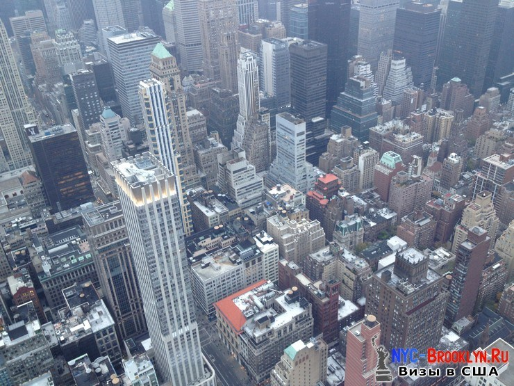 59. Фотоотчет Эмпайр Стейт Билдинг, Нью-Йорк, Empire State Building, New York - NYC-Brooklyn