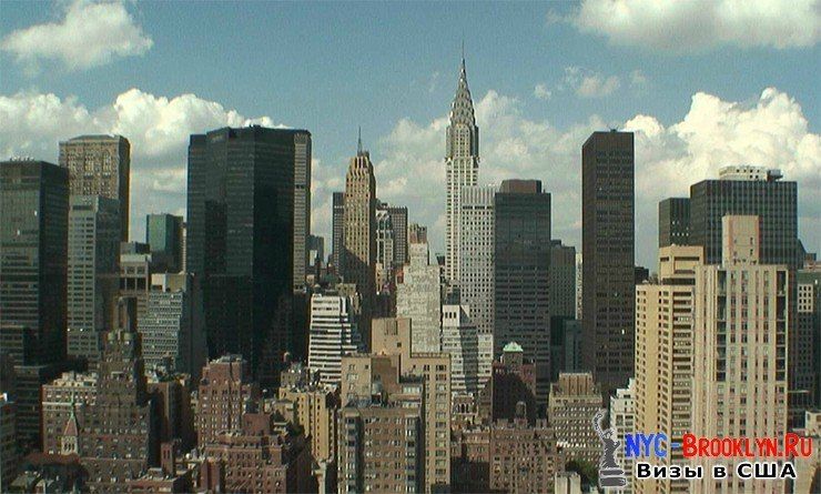 webcam, web camera, онлайн, веб-камеры, Нью-Йорк, New York, Midtown, Skyline, Небоскребы, NYC-Brooklyn