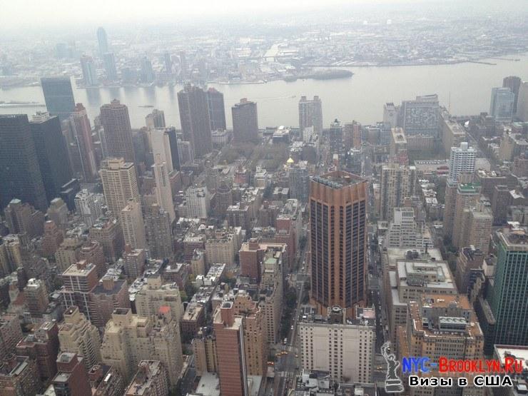 6. Фотоотчет Эмпайр Стейт Билдинг, Нью-Йорк, Empire State Building, New York - NYC-Brooklyn