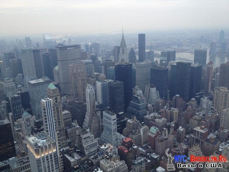 60. Фотоотчет Эмпайр Стейт Билдинг, Нью-Йорк, Empire State Building, New York - NYC-Brooklyn