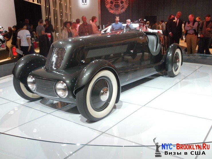 61. Автошоу в Нью-Йорке 2012. New York Auto Show - NYC-Brooklyn