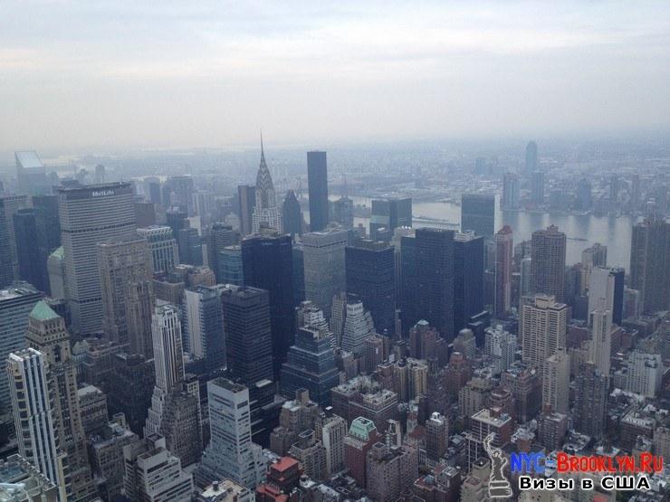 61. Фотоотчет Эмпайр Стейт Билдинг, Нью-Йорк, Empire State Building, New York - NYC-Brooklyn