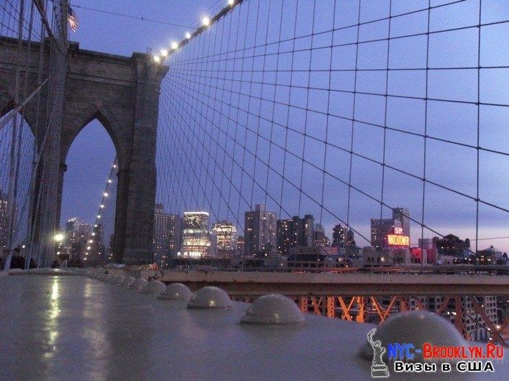 62. Фотоотчет Бруклинский Мост в Нью-Йорке. Brooklyn Bridge New York - NYC-Brooklyn