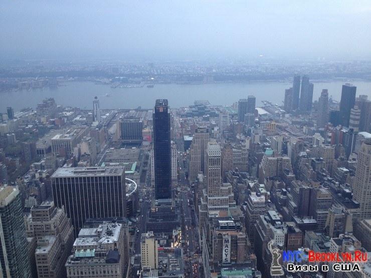 62. Фотоотчет Эмпайр Стейт Билдинг, Нью-Йорк, Empire State Building, New York - NYC-Brooklyn