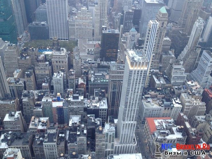 64. Фотоотчет Эмпайр Стейт Билдинг, Нью-Йорк, Empire State Building, New York - NYC-Brooklyn