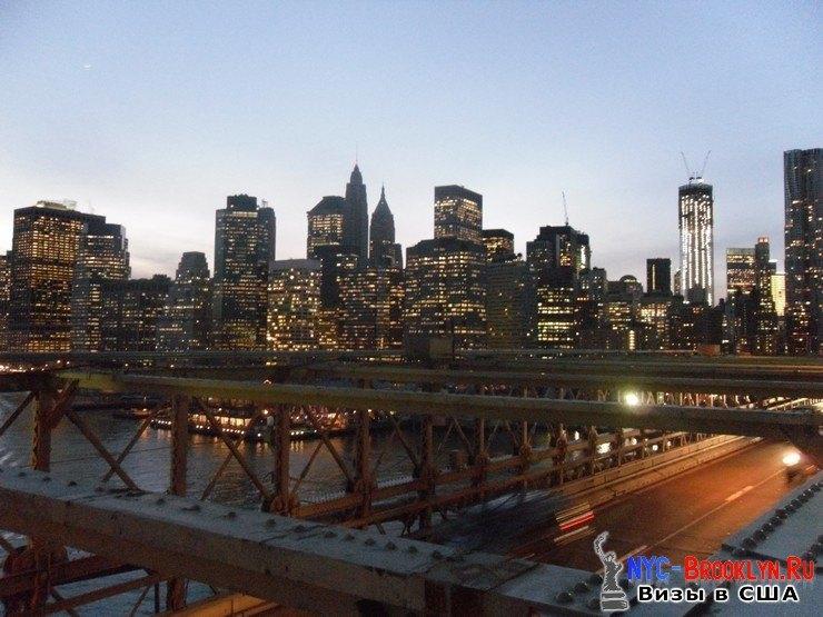 65. Фотоотчет Бруклинский Мост в Нью-Йорке. Brooklyn Bridge New York - NYC-Brooklyn