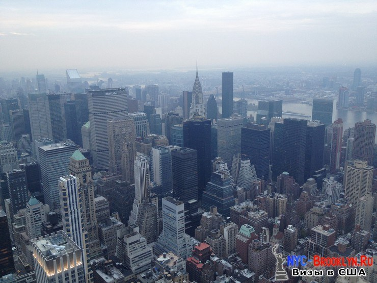 65. Фотоотчет Эмпайр Стейт Билдинг, Нью-Йорк, Empire State Building, New York - NYC-Brooklyn