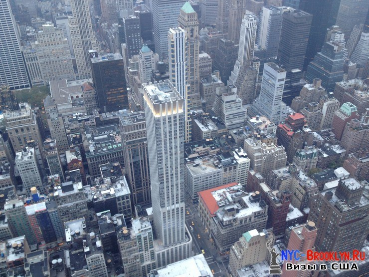 66. Фотоотчет Эмпайр Стейт Билдинг, Нью-Йорк, Empire State Building, New York - NYC-Brooklyn