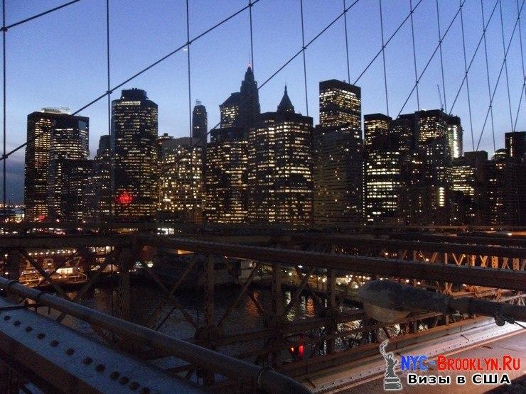 69. Фотоотчет Бруклинский Мост в Нью-Йорке. Brooklyn Bridge New York - NYC-Brooklyn