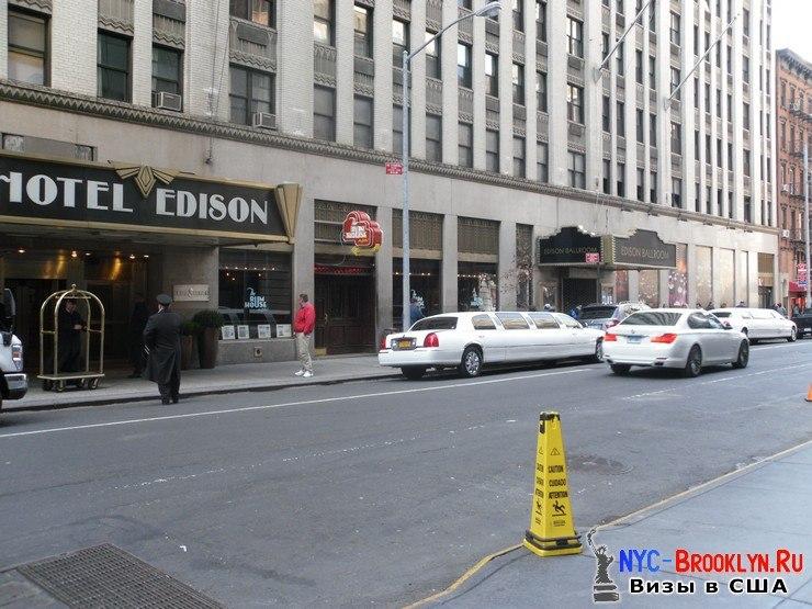 69. Фотоотчет Площадь Таймс Сквер в Нью-Йорке. Times Square New York - NYC-Brooklyn