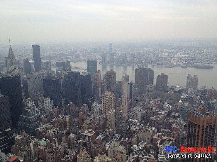 7. Фотоотчет Эмпайр Стейт Билдинг, Нью-Йорк, Empire State Building, New York - NYC-Brooklyn