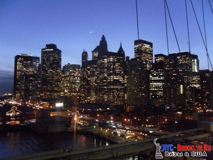 72. Фотоотчет Бруклинский Мост в Нью-Йорке. Brooklyn Bridge New York - NYC-Brooklyn