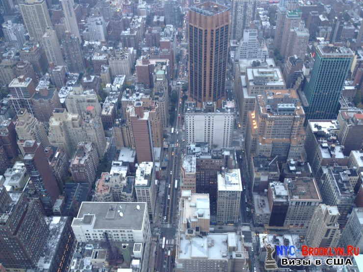 74. Фотоотчет Эмпайр Стейт Билдинг, Нью-Йорк, Empire State Building, New York - NYC-Brooklyn