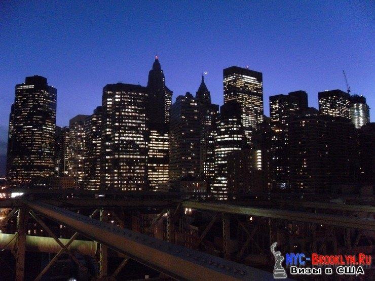 75. Фотоотчет Бруклинский Мост в Нью-Йорке. Brooklyn Bridge New York - NYC-Brooklyn